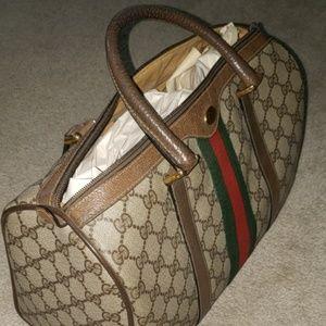 AUTHENTIC Vintage Ohidia Gucci Handbag